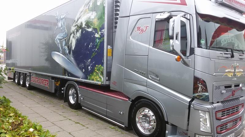 Volvo FH MBT Kühltransporte 20170714