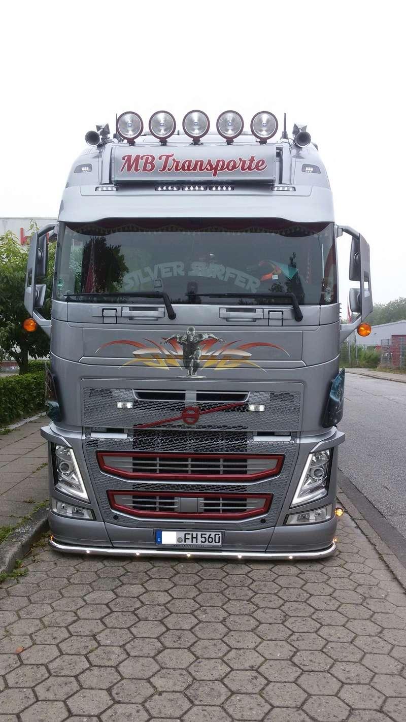 Volvo FH MBT Kühltransporte Dlm-2010
