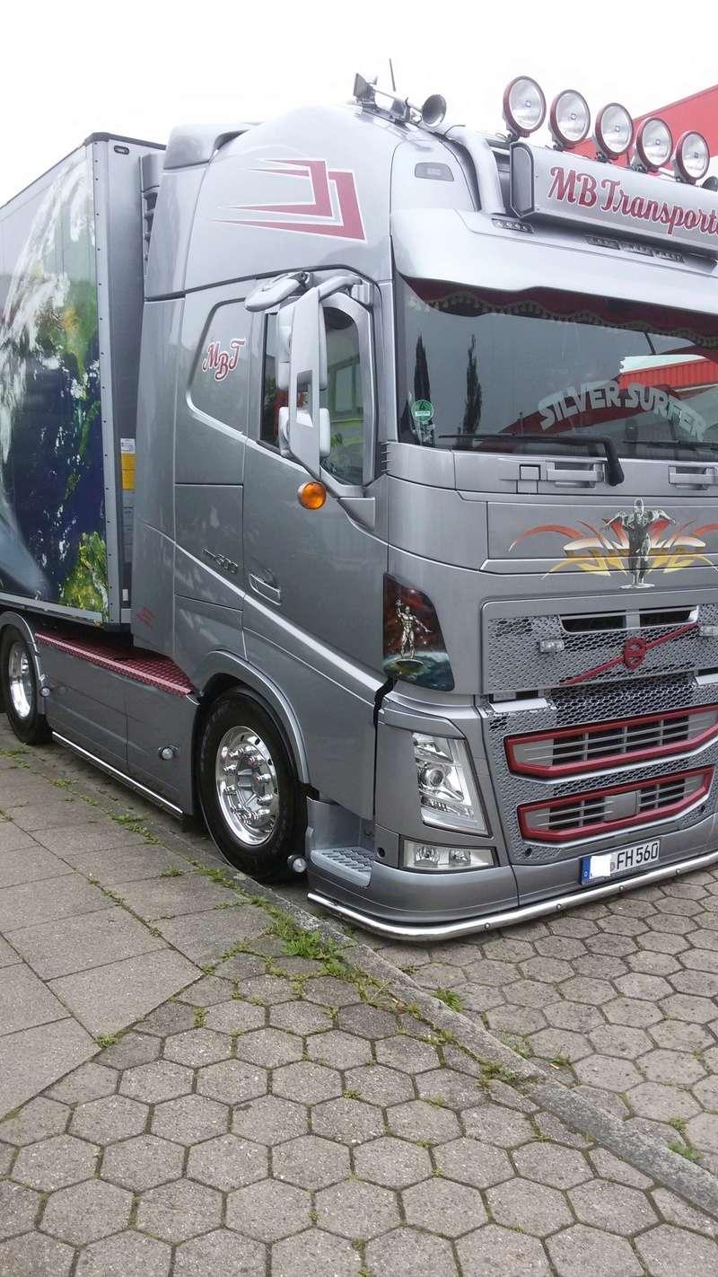 Volvo FH MBT Kühltransporte Dlm-2011