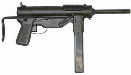 Les armes de l'infanterie: Les pistolets mitrailleurs M3_gre11