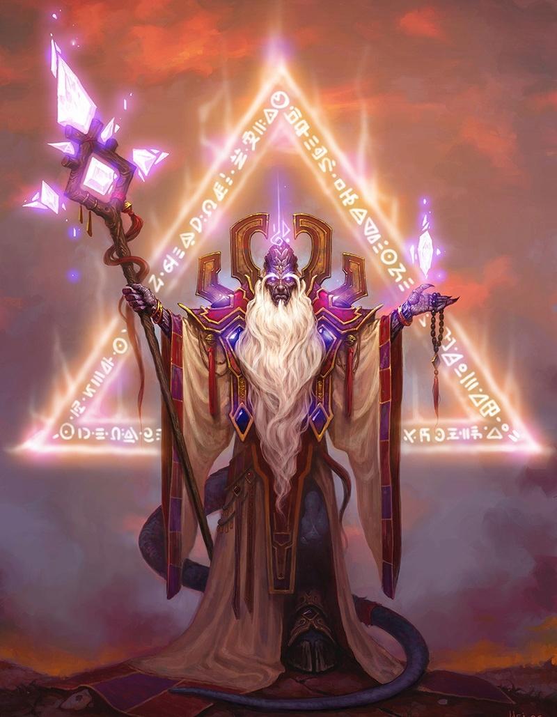 Nyeroth - Prime of Magic Wei-wa11