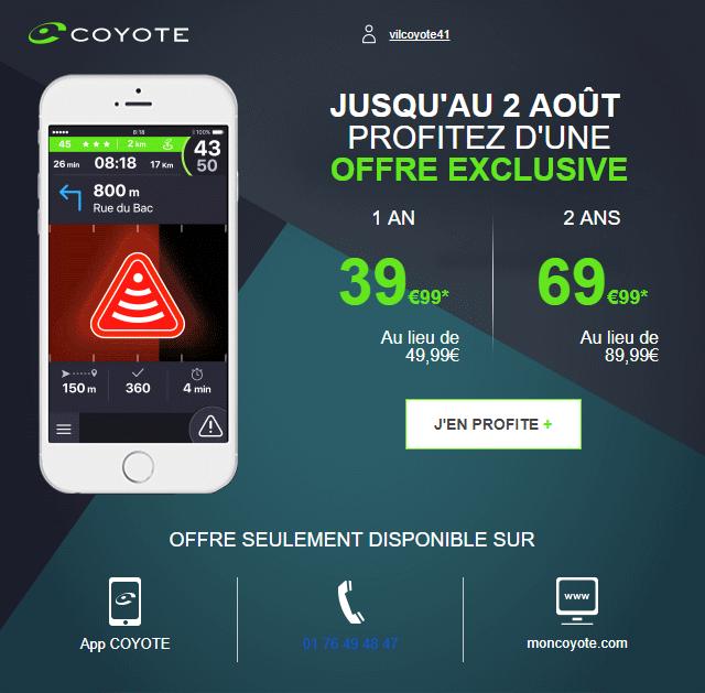 Coyote: l'Assistant à la Conduite  - Page 3 Captur10