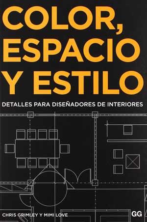 libro para diseñadores de interiores