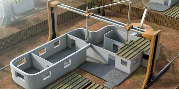 impresora de edificios