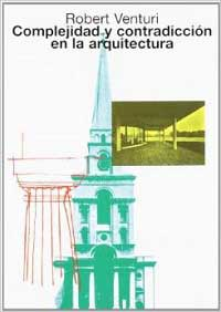 Portada del libro Complejidad y contradicción. Robert Venturi