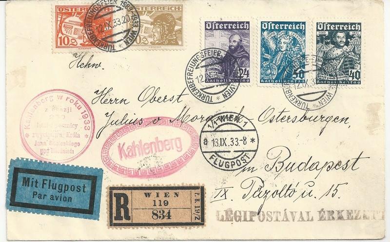 Österreich 1925 - 1938 - Seite 6 Bild13