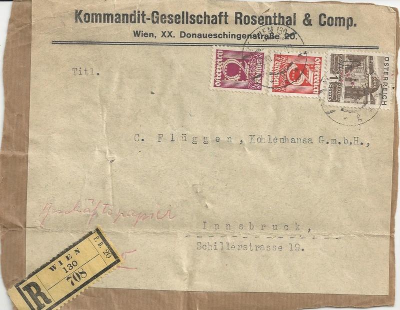 Österreich 1925 - 1938 - Seite 6 Bild27