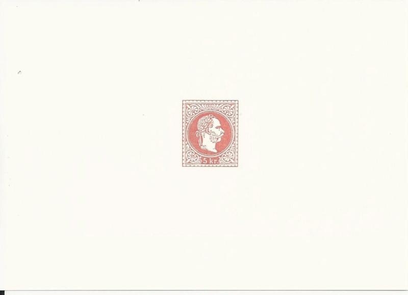 Freimarken-Ausgabe 1867 : Kopfbildnis Kaiser Franz Joseph I - Seite 17 Bild33