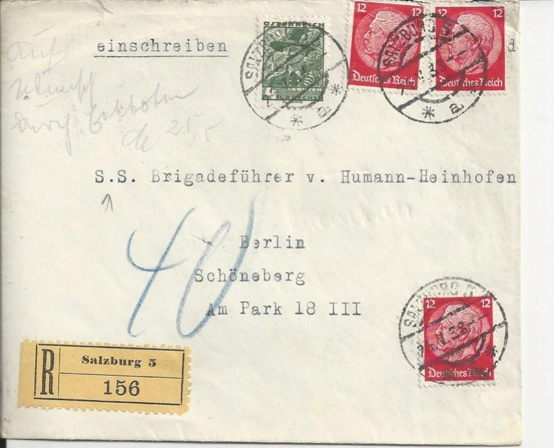 Österreich im III. Reich (Ostmark) Belege - Seite 10 Bild44