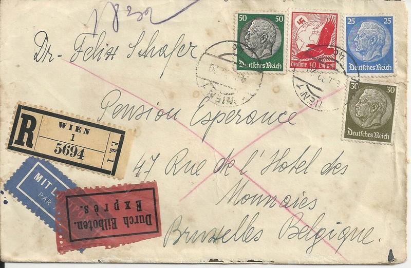 Österreich im III. Reich (Ostmark) Belege - Seite 10 Bild_220