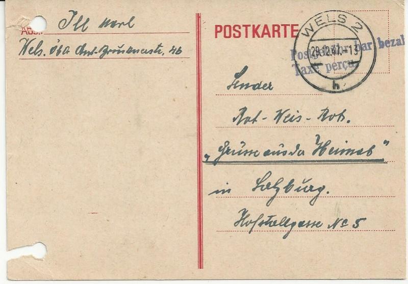 Sammlung Bedarfsbriefe Österreich ab 1945 - Seite 8 Bild_222