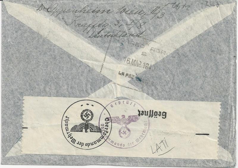 Österreich im III. Reich (Ostmark) Belege - Seite 10 Bild_235
