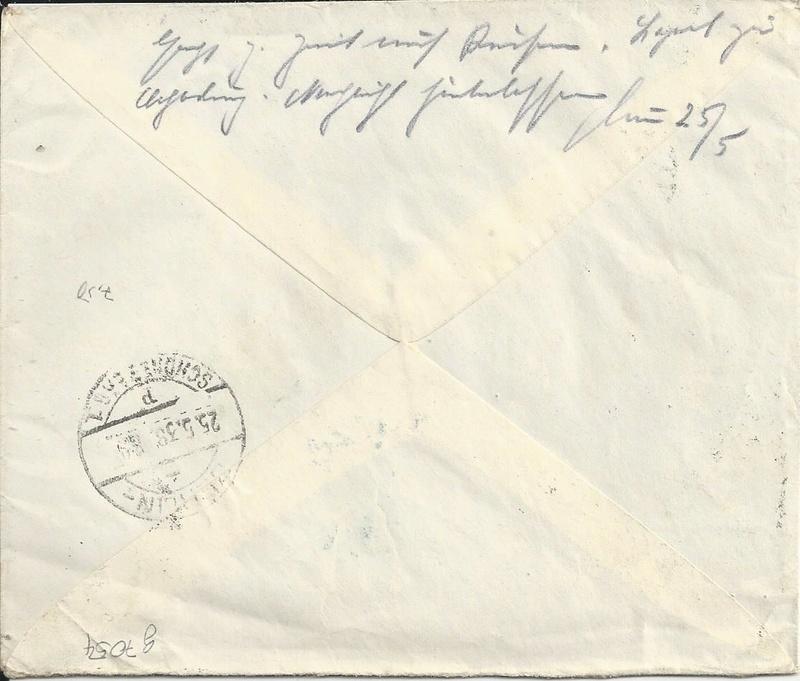 Österreich im III. Reich (Ostmark) Belege - Seite 10 Bild_236