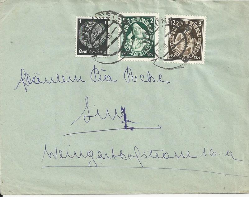 Österreich im III. Reich (Ostmark) Belege - Seite 10 Bild_240