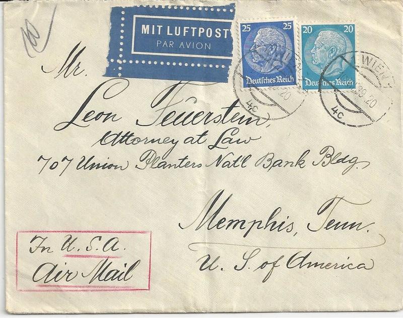 Österreich im III. Reich (Ostmark) Belege - Seite 10 Bild_313
