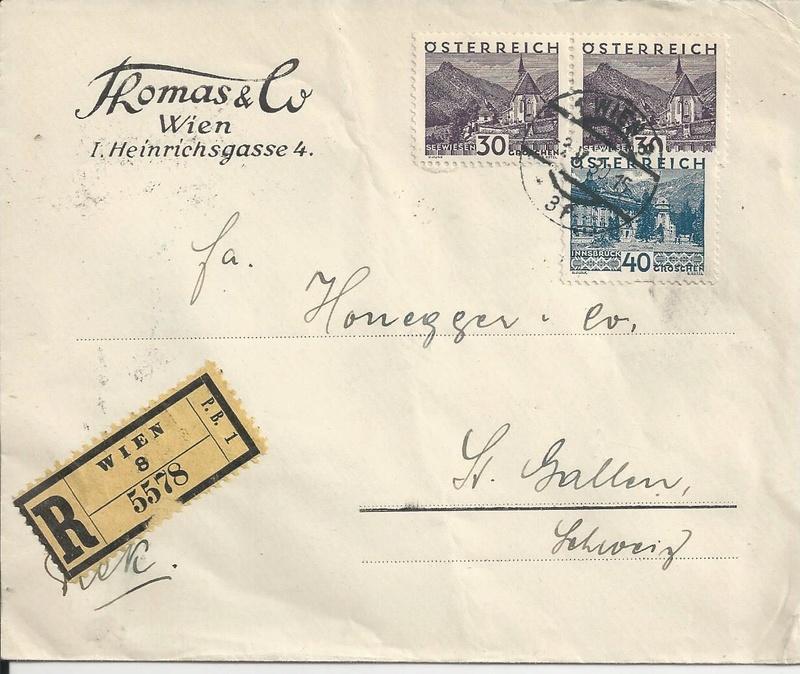Österreich 1925 - 1938 - Seite 6 Bild_326