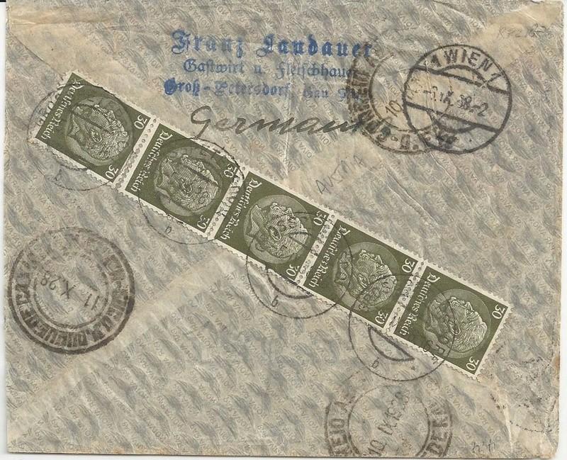 Österreich im III. Reich (Ostmark) Belege - Seite 10 Bild_410