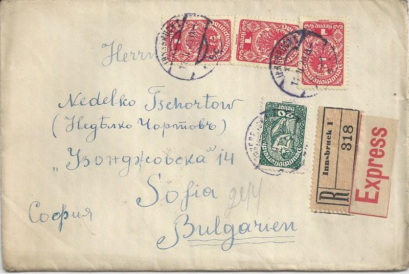 Inflation in Österreich - Belege - 1918 bis 1925 - Seite 9 Bild_413