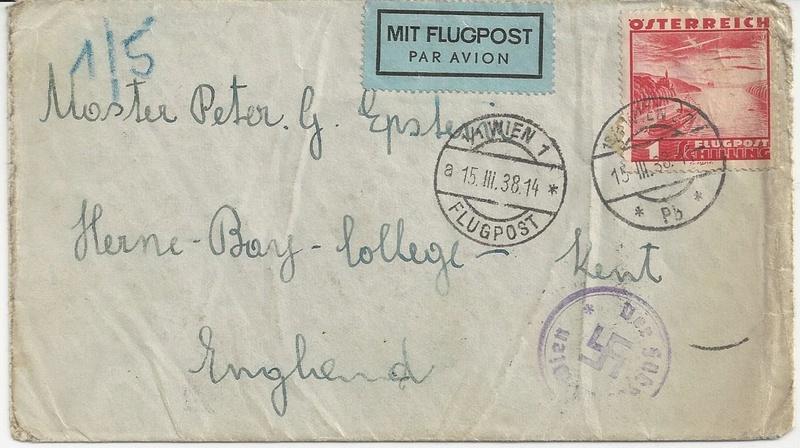 Österreich im III. Reich (Ostmark) Belege - Seite 10 Bild_810