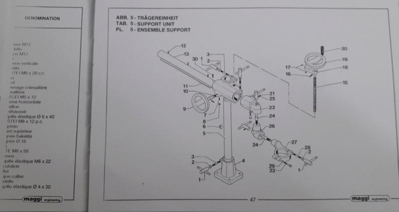Fabrication d'un entraîneur pour toupie a bois Bras_m10
