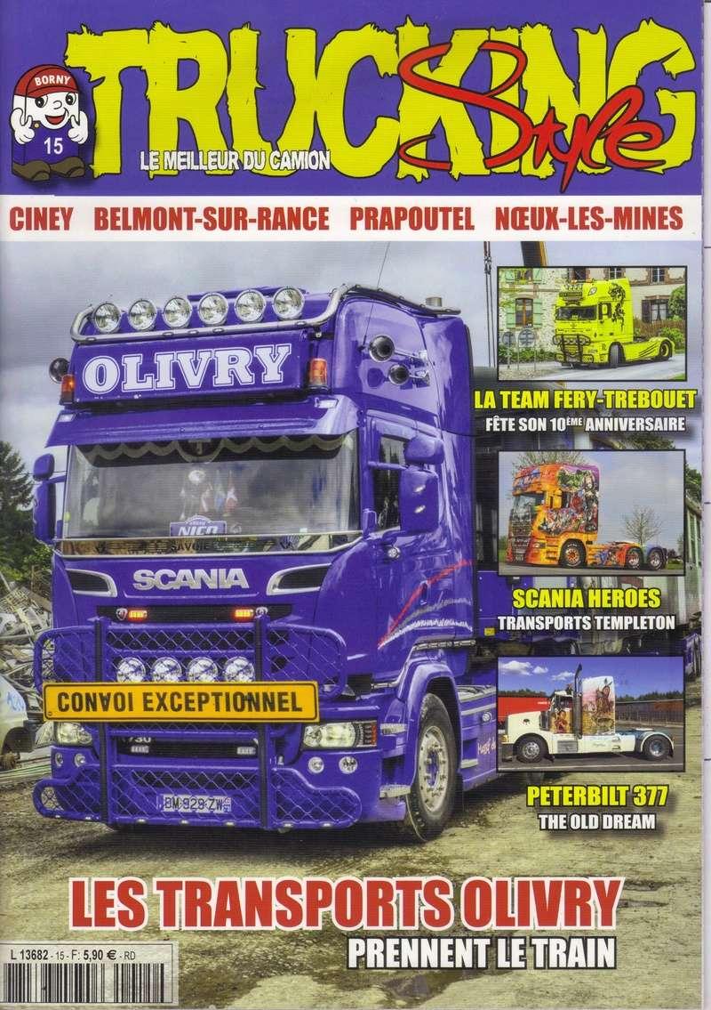 Trucking Style n°15 est disponible Trucki12