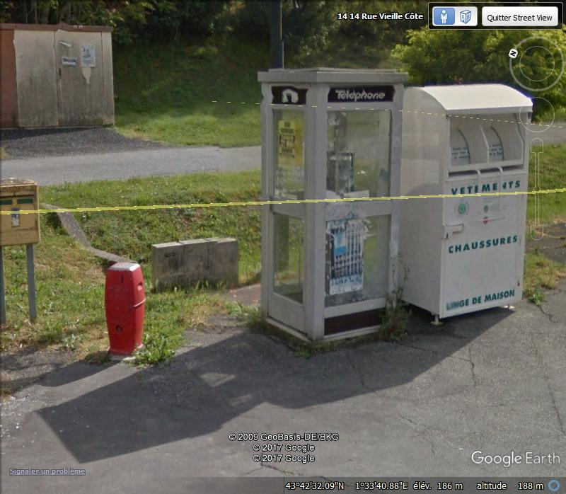 La disparition des cabines téléphoniques Www101