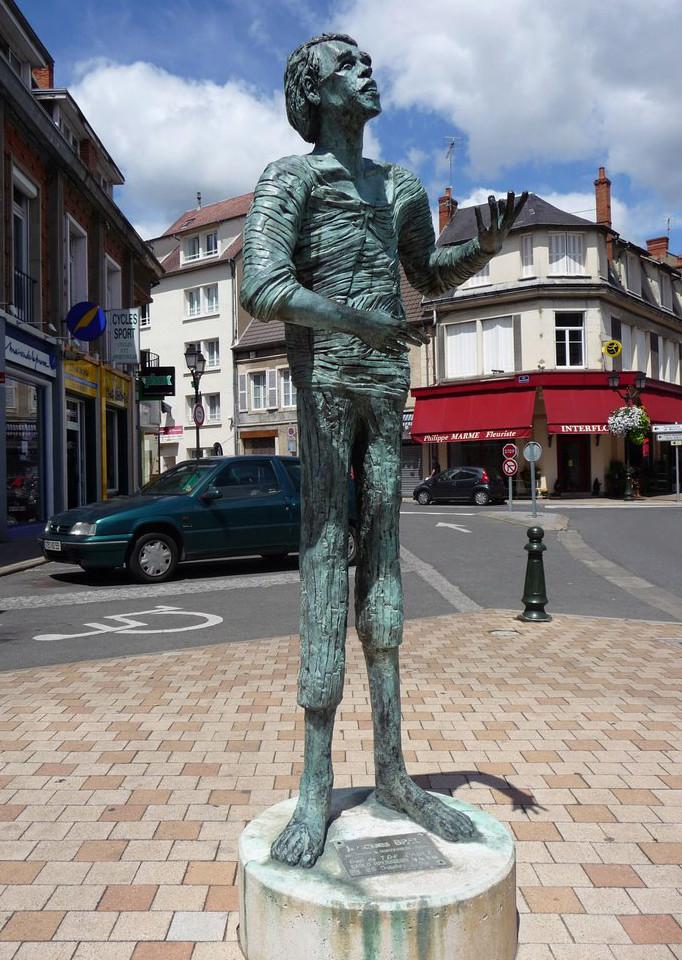 Jacques Brel à Saint-Amand-Montrond - Cher Www112