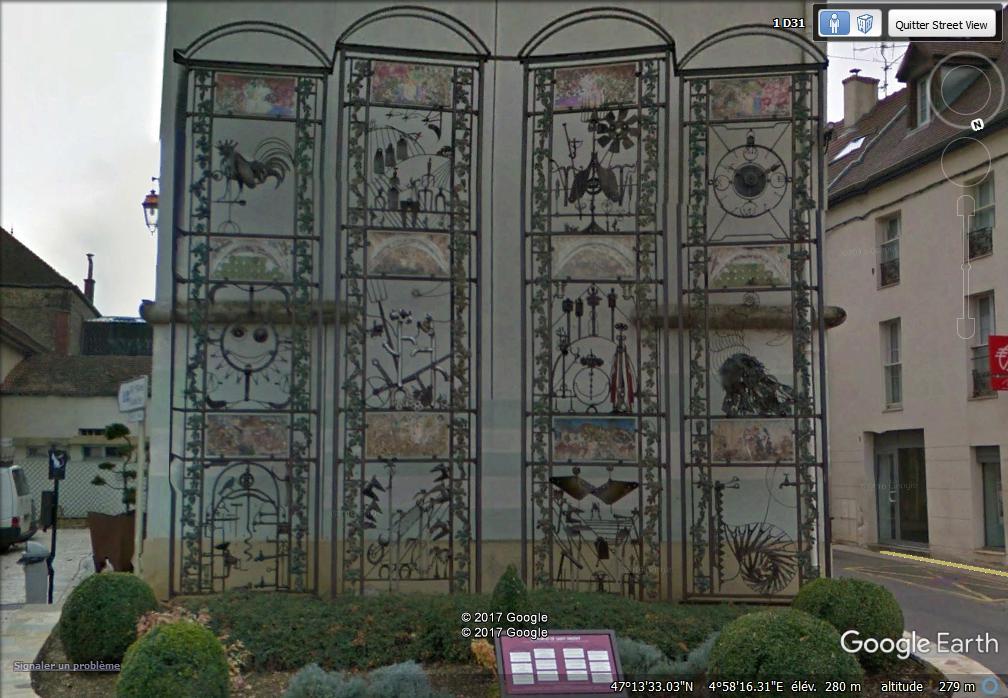 """Ls """"portes de la Saint Vincent"""" - Gevrey-Chambertin - Côte d'Or - France Www21"""
