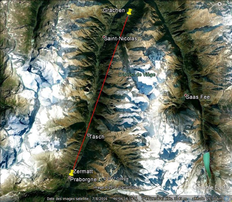 (Bientôt visible sur GE)La plus long pont suspendu du monde - Alpes Suisse Www51