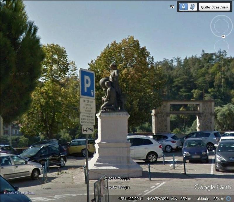 Monument aux frères Montgolfier - Annonay - Ardèche - France Www66