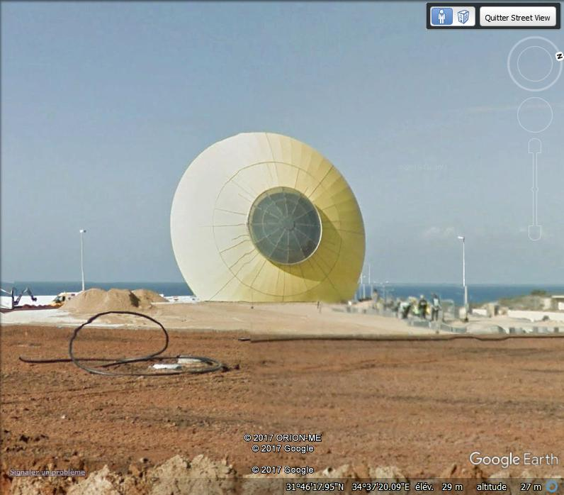 """Sun Eye' sculpture - Ashdod - Israël Www88"