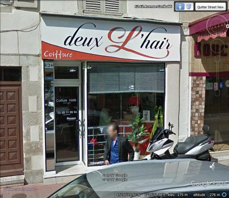 STREET VIEW : les façades de magasins (France) - Page 13 Www91
