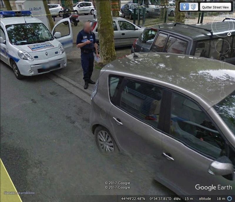 STREET VIEW : la Police en action - Page 3 Www97