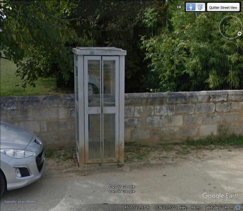 La disparition des cabines téléphoniques Www98