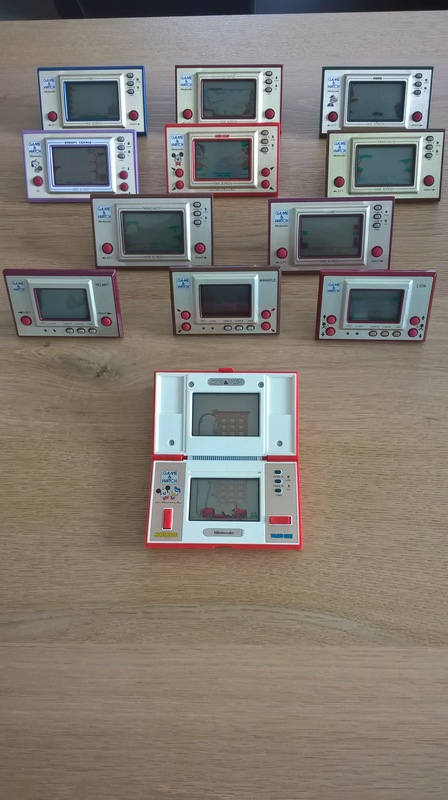 [vends] 11 Game and Watch.... Wp_20116