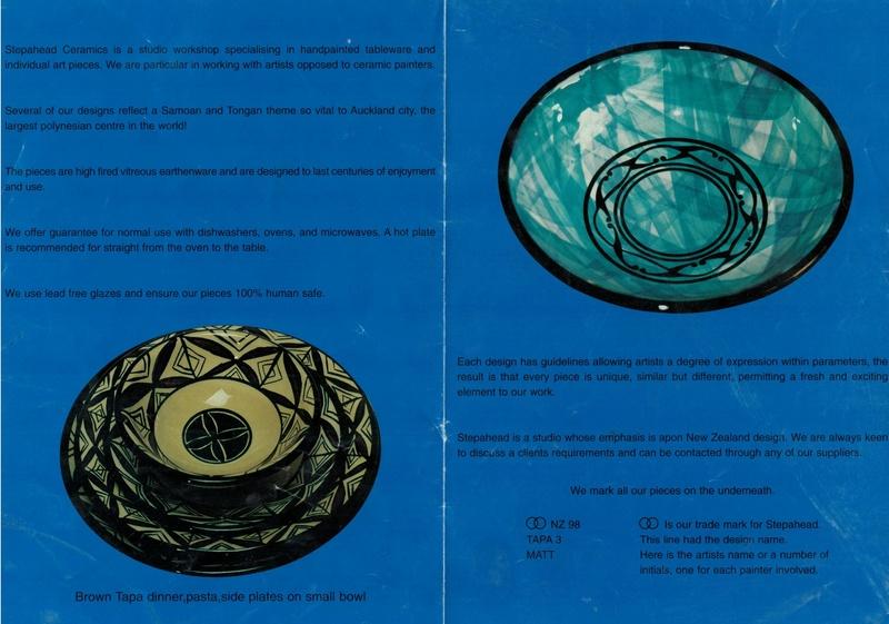 Stepahead Ceramics, Tapa lll, OO, N.P.C. Studio Ceramics 2_step10