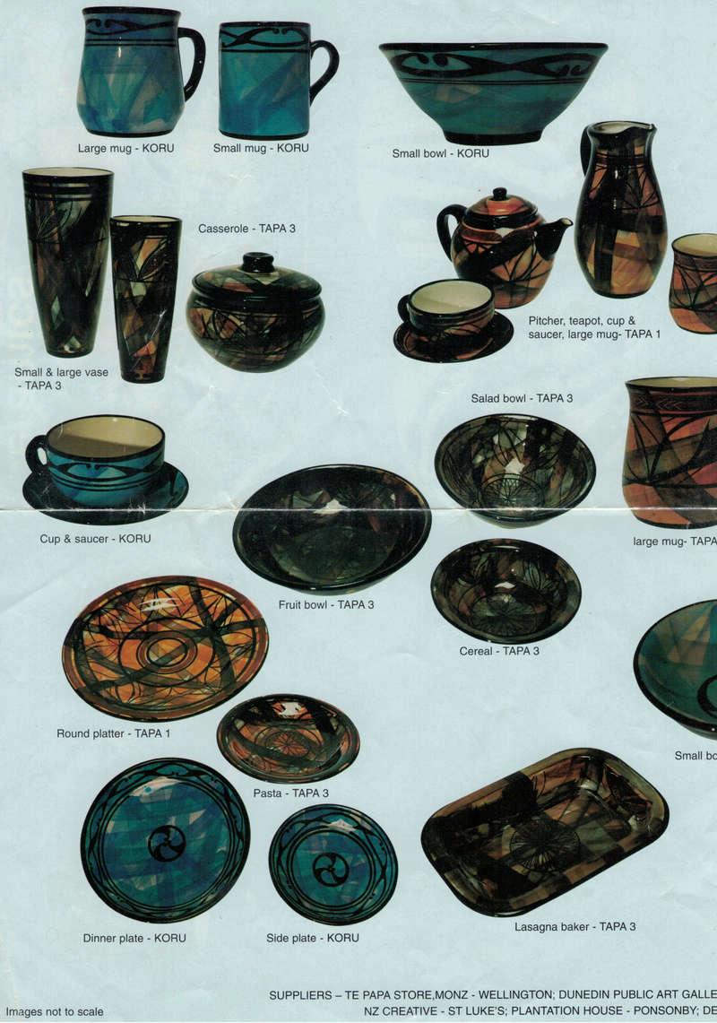 Stepahead Ceramics, Tapa lll, OO, N.P.C. Studio Ceramics 3_step10