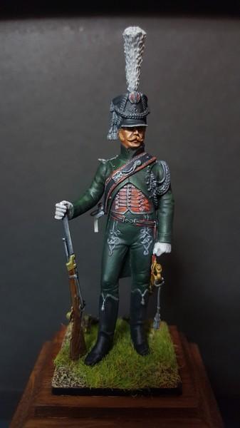 Gendarme d'ordonnance (Metal Modeles -54 mm ) 20170824
