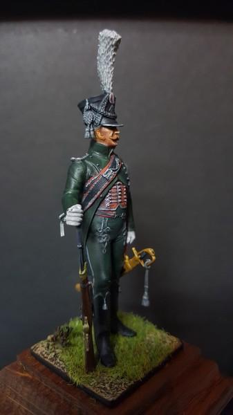 Gendarme d'ordonnance (Metal Modeles -54 mm ) 20170825