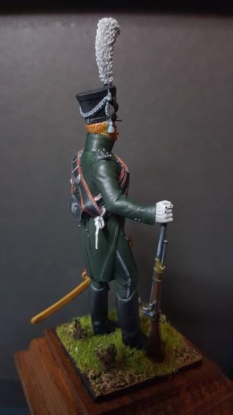 Gendarme d'ordonnance (Metal Modeles -54 mm ) 20170826