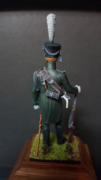 Gendarme d'ordonnance (Metal Modeles -54 mm ) 20170827