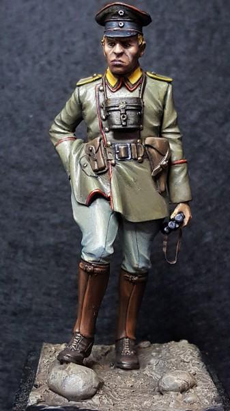 Officier d'Artillerie Allemand 1915 20170926