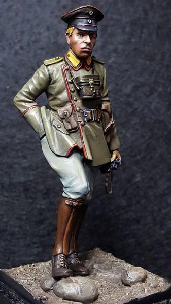 Officier d'Artillerie Allemand 1915 20170927
