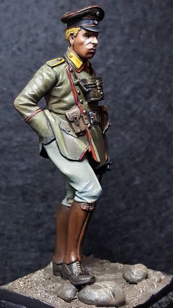 Officier d'Artillerie Allemand 1915 20170928