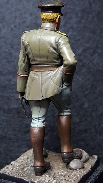 Officier d'Artillerie Allemand 1915 20170930