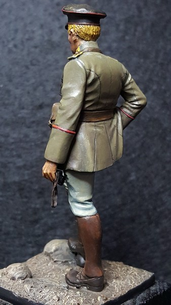 Officier d'Artillerie Allemand 1915 20170931
