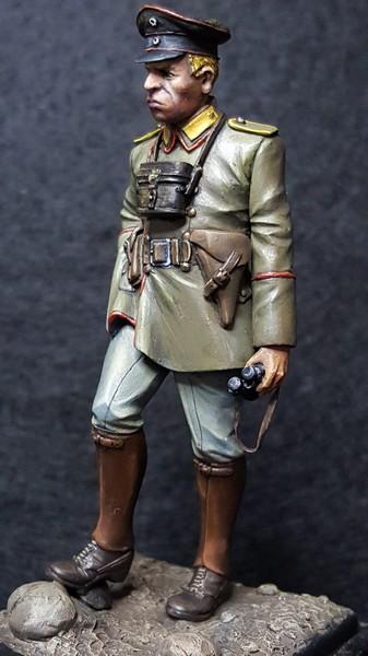Officier d'Artillerie Allemand 1915 20170932