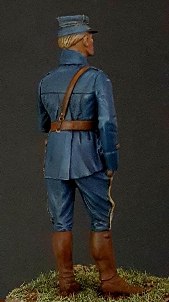 Lieutenant  d'infanterie 1915 21106810
