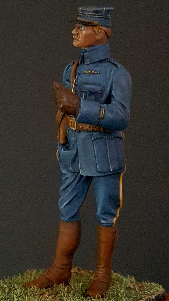 Lieutenant  d'infanterie 1915 21106811