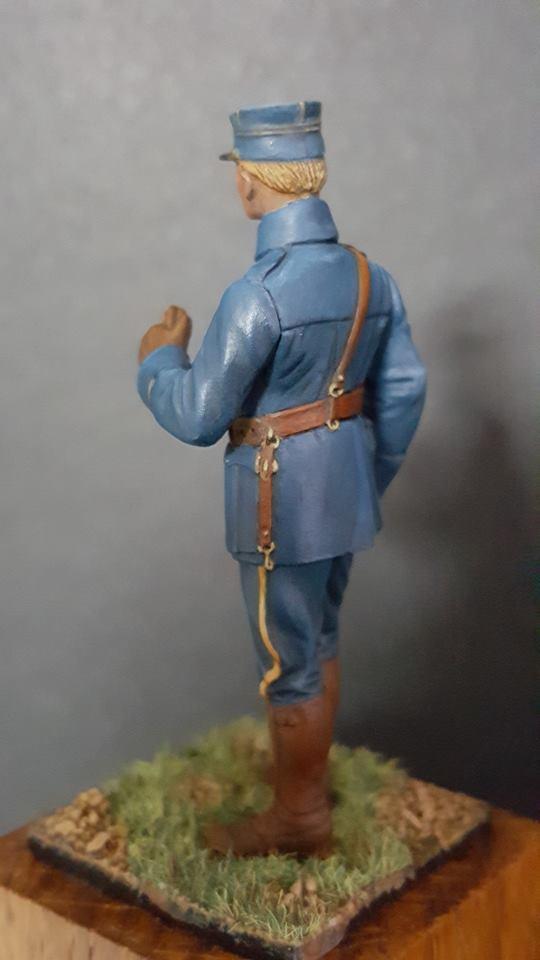 Lieutenant  d'infanterie 1915 21150110